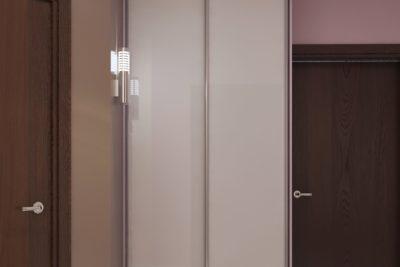 Встроенный шкаф-купе ВШК-007