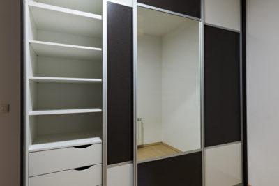 Встроенный шкаф-купе ВШК-010