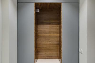 Распашной шкаф РШ-007