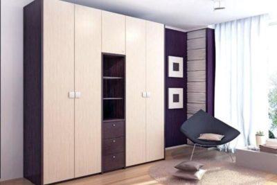 Распашной шкаф РШ-009