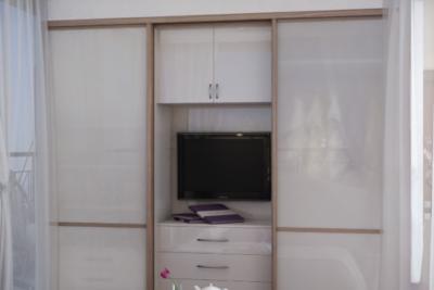 Встроенный шкаф-купе ВШК-020
