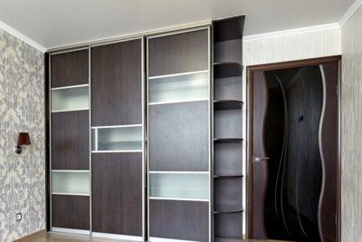Встроенный шкаф-купе ВШК-027