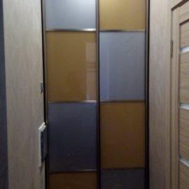 Корпусный шкаф-купе 00182