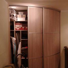 Корпусный шкаф-купе 00186