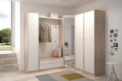 Распашной шкаф РШ-016