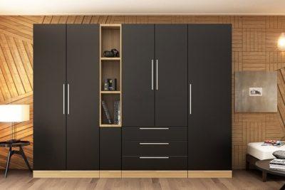 Распашной шкаф РШ-018