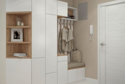 Распашной шкаф РШ-021