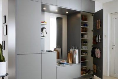 Распашной шкаф РШ-023