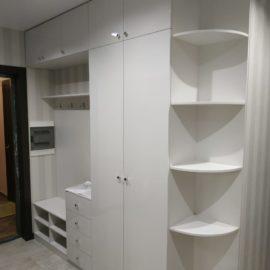 Распашной шкаф 00163