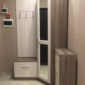 Распашной шкаф 00166