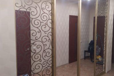 Встроенный шкаф-купе ВШК-041
