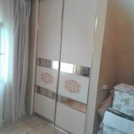 Шкаф под мансарду 00223