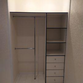 Встроенный шкаф-купе 00221
